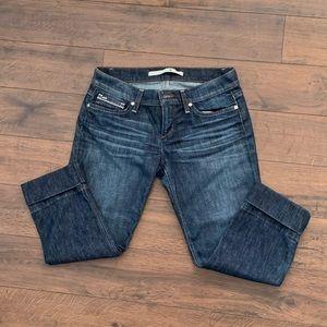 Joe's socialite kicker jeans